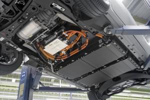 Batería iones de litio