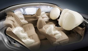 Distintos tipos de Airbag